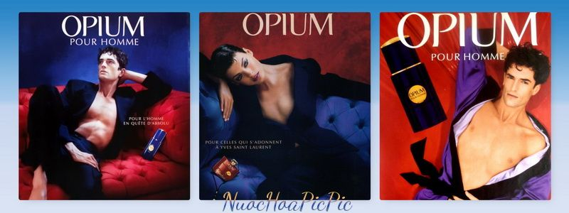 YSL Opium Pour Homme Edt - Nuoc Hoa Pic Pic