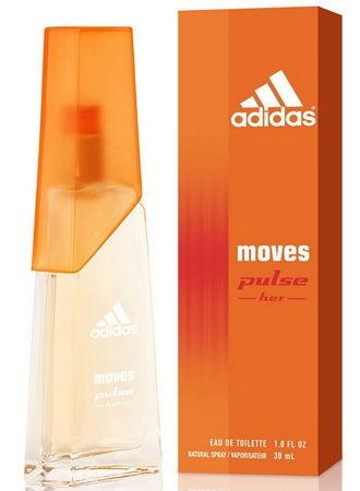 nước hoa nữ adidas moves pulse edt 30ml