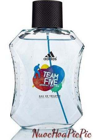 nước hoa nam team five special edition edt 100ml