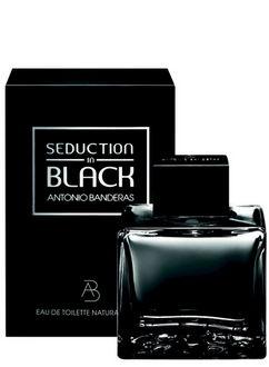 nước hoa nam antonio banderas seduction in black edt 100ml