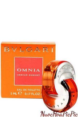 nước hoa nữ bvlgari omnia indian garnet edt