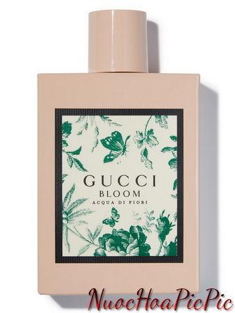 nước hoa nữ gucci bloom acqua di fiori edt 100ml