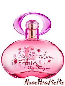nước hoa nữ salvatore ferragamo incanto bloom edt