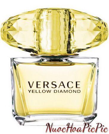nước hoa nữ versace yellow diamond edt (2011)