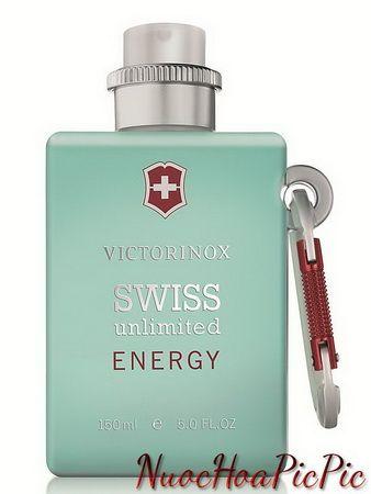 nước hoa nam unlimited energy edc 150ml