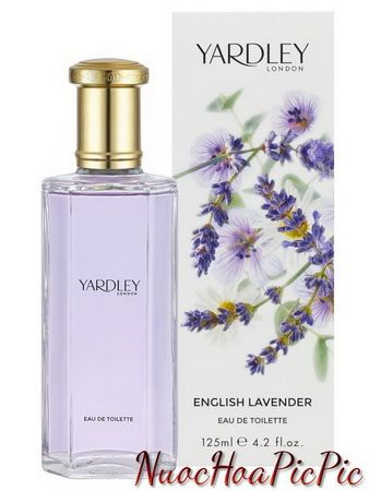 nước hoa nữ yardley english lavender edt 125ml (2015)